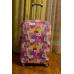 Чехол на чемодан разноцветные коты, размер M 🛄