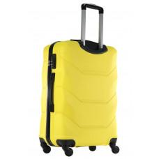 Чемодан Freedom (Комфорт), желтый 64 см, М