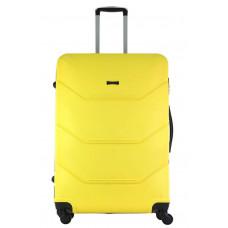Чемодан Freedom (Комфорт), желтый 75 см, L 🛄