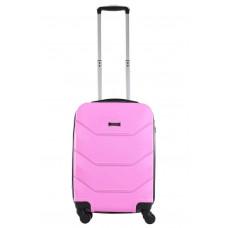 Чемодан Freedom (Комфорт), розовый 55 см, S