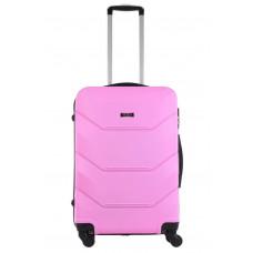 Чемодан Freedom (Комфорт), розовый 64 см, M