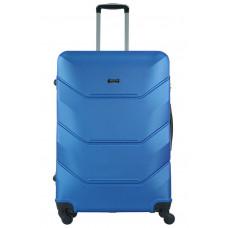 Чемодан Freedom (Комфорт), синий 75 см, L