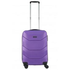 Чемодан Freedom (Комфорт), фиолетовый 55 см, S
