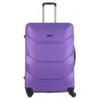 Чемодан Freedom (Комфорт), фиолетовый 75 см, L