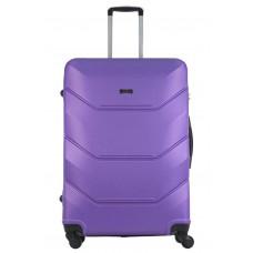 Чемодан Freedom (Комфорт), фиолетовый 75 см, L 🛄