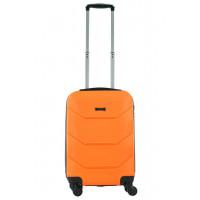 Чемодан Freedom (Комфорт), оранжевый 55 см, S