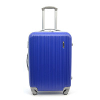 Чемодан Ananda (Стандарт), синий 64 см, М