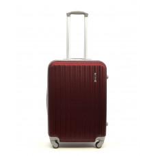 Чемодан Ananda (Стандарт), бордовый 64 см, M