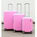 Чемодан Ananda (Стандарт), розовый 64 см, M 🛄