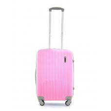Чемодан Ananda (Стандарт), розовый 55 см,  S