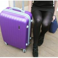 Чемодан Ananda (Стандарт), фиолетовый 73 см, L