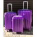 Чемодан Ananda (Стандарт), фиолетовый 55 см, S 🛄