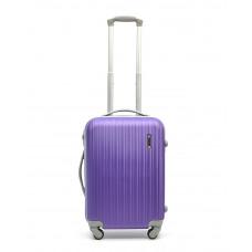 Чемодан Ananda (Стандарт), фиолетовый 55 см, S
