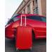 Чемодан Ananda (Стандарт), красный 64 см, М 🛄