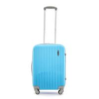 Чемодан Ananda (Стандарт), голубой 55 см, S