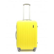 Чемодан Ananda (Стандарт), желтый 64 см, M