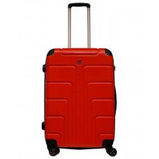 Чемодан Luyida (Комфорт), красный 64 см, M