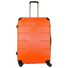 Чемодан Luyida (Комфорт), оранжевый 75 см, L