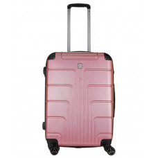 Чемодан Luyida (Комфорт), светло-розовый 64 см, M 🛄