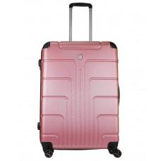 Чемодан Luyida (Комфорт), светло-розовый 75 см, L