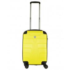 Чемодан Luyida (Комфорт), желтый 55 см, S