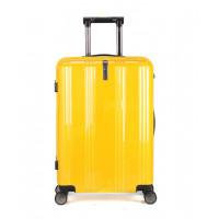 Чемодан Ananda (Премиум), желтый 64 см, М