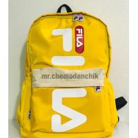 Рюкзак Fila D530, желтый