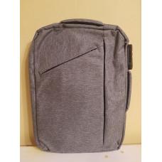 Рюкзак для ноутбука КD-30, серый 🛄