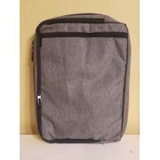 Рюкзак для ноутбука КD-30, серый