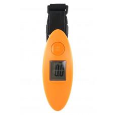 Багажные весы Verona Libra, оранжевые 🛄