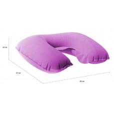 Подушка-подголовник надувная Verona Airspace, розовая