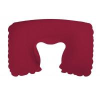 Подушка-подголовник надувная Verona Airspace, красная