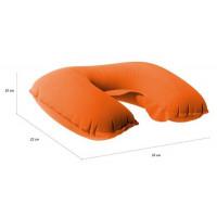 Подушка-подголовник надувная Verona Airspace, оранжевая