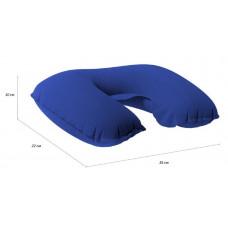 Подушка-подголовник надувная Verona Airspace, голубая