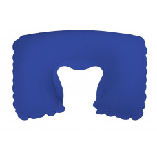Подушка-подголовник надувная Verona Airspace, голубая 🛄