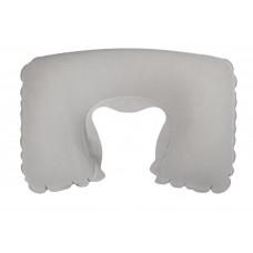 Подушка-подголовник надувная Verona Airspace, серая