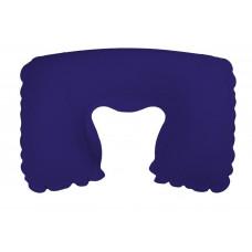 Подушка-подголовник надувная Verona Airspace, синяя 🛄
